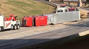 100 Arrow Trucking Tulsa Ok Westbound BA Expressway Reopens After Semi Truck Crash