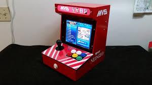 diy arcade cabinet kits more mini jamma arcade