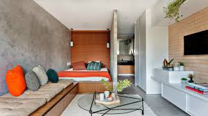 100 Small Apartments Interior Design Modern Small Apartment Flat