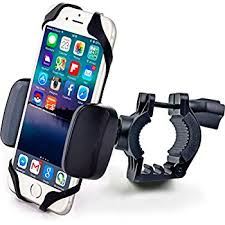 Amazon Bike & Motorcycle Cell Phone Mount For iPhone 6 5