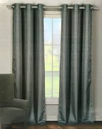 Lush Decor Serena Window Curtain by 54 Inch Panel Curtains Liz Claiborne Lisette Rodpocket Sheer Panel