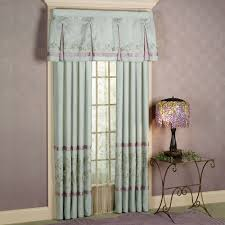 Jcp White Curtain Rods by Curtains Posey White Black Japser Jcpenney Curtains Valances For