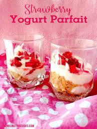 cuisine az verrines yogurt partfait strawberry yogurt parfait no bake dessert recipe