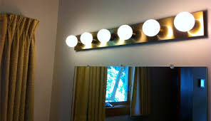 adorable 6 bulb vanity light fixture vanities bar bathroom for 8