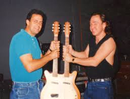 Even Steven Steve Soest And Stevie Ray Vaughan