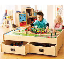 Kids U0027 Easels Art Tables by Children U0027s Play Tables With Storage Ohio Trm Furniture