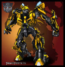 Coloring Pages Coloringok Pages Transformers Epic Bumblebee