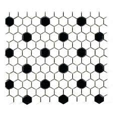 Black And White Vinyl Tile Checkerboard Kitchen Floor Linoleum Roll