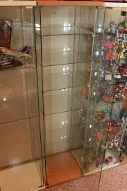 Detolf Glass Door Cabinet Ikea by Beyond Basics Ikea Detolf Modification 1 Adding Additional
