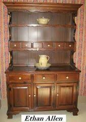 Ethan Allen Dry Sink by 500 China Hutch Ethan Allen Old Tavern Pine Furniture