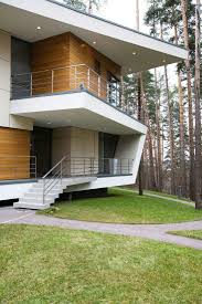 100 Atrium Architects Contemporary House Near Moscow By House