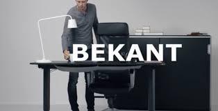 Standing Desks Ikea Here S Why Ikea Bekant Has Standing Desk Fans Frantic Slashgear