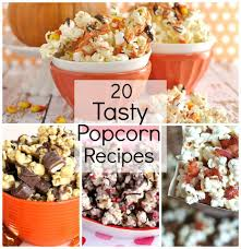 Bad Halloween Candy List by 20 Tasty Popcorn Recipes You Will Want To Try Popcornrecipes
