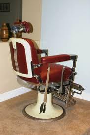 Emil J Paidar Barber Chair Headrest by Chairs