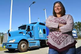 Deaf Woman Fights For Chance To Drive A Truck - And Wins