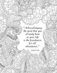 Inspirational Faith Inspire Wisdom Quotes Coloring Page Printable Adults Kleuren Davlin Publishing