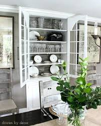 Fancy Dining Room China Cabinets House Tour Dining Room Driven By