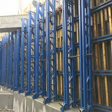 100 Concret Walls China Formwork Poured E For E Structures