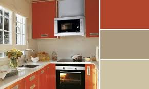 couleur cuisine leroy merlin quelles couleurs se marient avec le orange cuisine orange