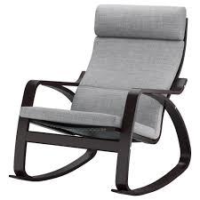 poäng rocking chair isunda gray ikea