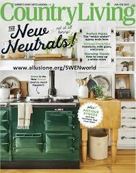 100 Free Interior Design Magazine Country Living USA January 2019 PDF Download