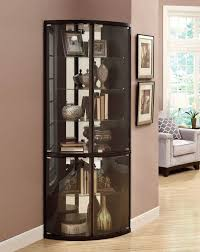 Amazon Coaster Curio Cabinet by 124 Best Curio Cabinets Images On Pinterest Curio Cabinets Wood