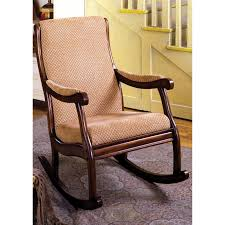 Furniture Of America Bernardette Upholstered Rocking Chair | Hayneedle The Images Collection Of Rocker Natural Kidkraft Baby Wood Rocking Stylish And Modern Rocking Chair Nursery Ediee Home Design Pleasing Dixie Seating Slat Black Rockingchairs At Outdoor Time To Relax Goodworksfniture Wood Indoor Best Decoration Kids Wooden Chairs Amazon Com Gift Mark Child S Natural Lava Grey Coloured From Available Top Oversized Patio Fniture Space Land Park Smartly Wicker Plastic Belham Living Warren Windsor Product Review Childs New White Childrens In 3