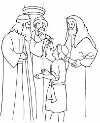 12 Year Old Jesus With The Teachers Luke 2