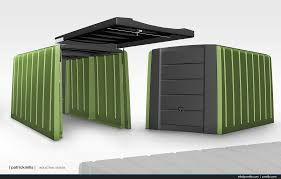 Rubbermaid Roughneck Gable Storage Shed by Atv Storage Shed Storage Sheds Collections Wenxing Storage Site
