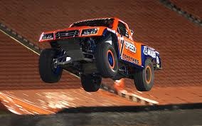 100 Stadium Truck Robby Gordon Wins Super S In Los Angeles Photo Image