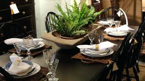 Dining Room Table Centerpiece Bowls For Decoration Stylish Style A Sizzling Summer Hills