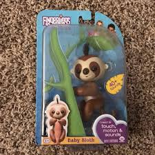Fingerling Baby Sloth Kingsley