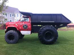 100 Badass Mud Trucks BangShiftcom Ebay Find Who Needs A Giant 1980s Chevrolet Dump