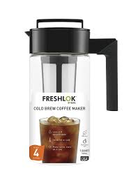 Takeya Cold Brew Iced Coffee Maker 1 Quart