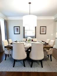 Square Dining Tables Seating 8 Round Room Seats Lovable Seat