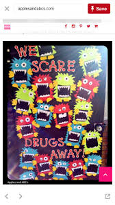 Halloween Door Decorating Contest Ideas by 48 Best Drug Free Class Door Decoration Images On Pinterest
