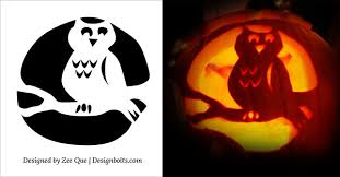 Easy Pumpkin Trace Patterns by 15 Free Printable Scary Halloween Pumpkin Carving Stencils