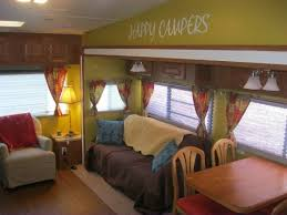 Decorating Ideas For Rv Camper