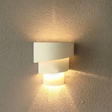 led bulb e27 wall light white color wall ls modern iron