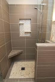 modern master bathroom with italia zen gris 12 in x 24 in