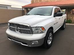 2011 Used Dodge Ram 1500 2011 Dodge Ram 1500 SLT Quad Cab Pickup ...