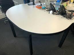 Bulk Modern Office Desks And Leather Chairs | In Bristol City Centre,  Bristol | Gumtree