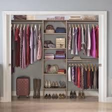 closet home depot plastic storage cabinets best closet systems