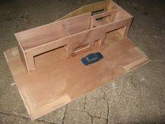 toy car garage download free print ready pdf plans toy wooden
