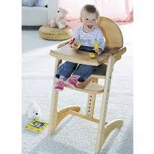geuther chaise haute geuther la chaise haute filou chaise bébé naturel geuther la redoute