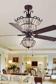 chandelier ceiling fans without lights large ceiling fans