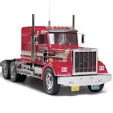 100 Rc Tamiya Trucks King Hauler None USA