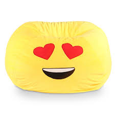 Ace Casual Furniture GoMoji Emoji Heart Eyes Bean Bag Chair ... Stuffed Animal Storage Bean Bag Chair Cover Butterflycraze Buy Small Type Fniture 1pc Lazy Sofa Comfortable Single 48 Impressive Patterned Chairs Ideas Trend4homy The Slouch Couch Beanbag Six Colours Cuddle Bed Company Pamica Ohio Large 25kg Shopee Malaysia Childrens Shop Kids Ryman Mama Baba Baby Bags Uk Quality Toddler Seats Essaouira Beanbag Pink Honey Sparks Official Website Decor For Amazoncom Flash Solid Hot Pink Cozime Newborn Support Ding Safety Soft Disco Candy Incl Filling Free Delivery Australia
