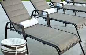 Cast Aluminum Outdoor Sets by Furniture White Metal Outdoor Furniture With Blue Cushions