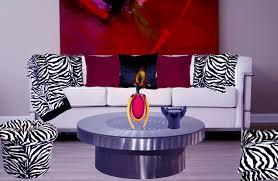 Zebra Print Bedroom Decorating Ideas by Zebra Print Interior Design Ideas Creative Zebra Living Room